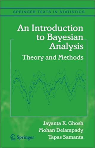 An Introduction to Bayesian Analysis: Theory and Methods 1st Edition price comparison at Flipkart, Amazon, Crossword, Uread, Bookadda, Landmark, Homeshop18
