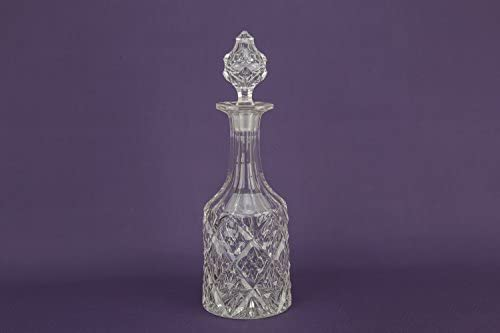 Cristal tallado tradicional puerto Sherry decantador vino de ...
