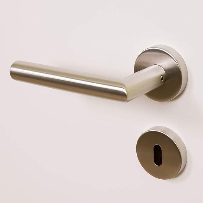 HORI/® Zimmert/ür I Innent/üre passend f/ür alle Standard-Zargen mit DIN Gr/ö/ße I 1985 x 610 mm I DIN Links