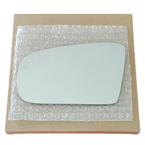 Mirror Glass and Adhesive 97-03 Chevy Malibu / 97-99 Olds Cutlass Driver Left Side Replacement