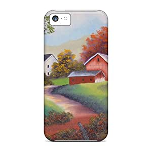 Iphone 5c Cases, Premium Protective Cases With Awesome Look - The Little Farm Out Of The Way