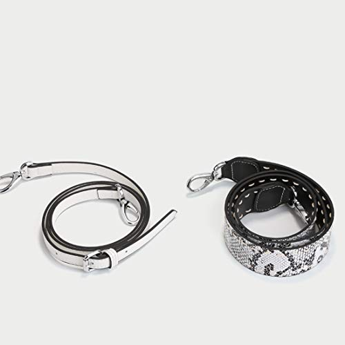 Tracolla A Borsa Da Fibbia Con White Bianca Semplice Shizheshop color Black Piccola Donna Magnetica 8UwEx5nqd