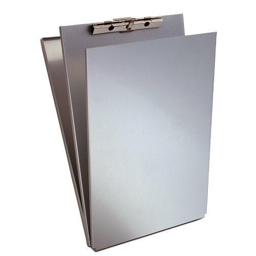 Saunders Recycled Aluminum A-Holder Form Holder, Legal Size, 8.5 x 14-Inches (10019)