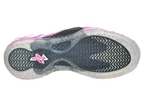 Nike Free 4.0 Mens Scarpe Da Corsa Polarizzate Rosa / Argento Metallizzato / Nero / Bianco