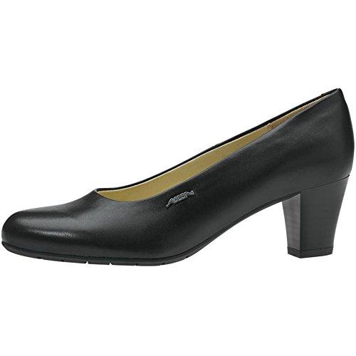 Abeba centro de mujer zapatos de tacón negro ESD - Siehe Abbildung