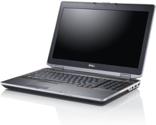 Dell Latitude E6520 15.6 Inch Business Laptop, Intel Core i5-2410M as much as 2.9GHz, 8G DDR3, 500G, DVD, WIFI, Bluetooth, VGA, HDMI, Win10 Pro 64 Bit Multi-Language Support English/French/Spanish(Renewed)