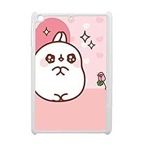 Generic Gel Love Back Phone Case For Women Print With Molang Rabbit For Apple Ipad Mini2 Choose Design 3