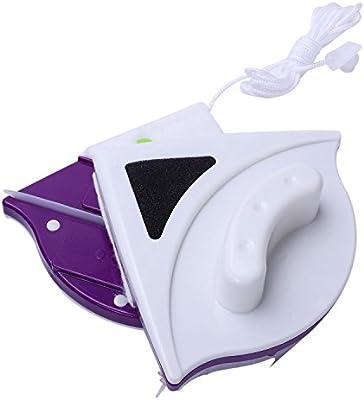 TOOGOO Limpiador de Ventana magnetico de Doble Cara en el hogar Ultrafuerte Limpiador de Vidrio Herramientas de limpiaparabrisas de Gran Altura y para ...