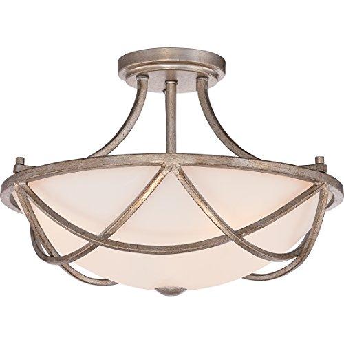 Quoizel Flush Mount Lamp - 7