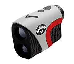 Never head off to the golf course again without the Callaway 300 Pro Golf Laser Rangefinder with Slope Measurement device! Throw away the pad and pencil to calculate all your measurements! With the click of a button, you'll get all the distan...