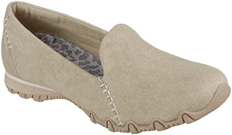 719a900490c2c Skechers Relaxed Fit Bikers Smokin Womens Slip On Loafers: Amazon ...