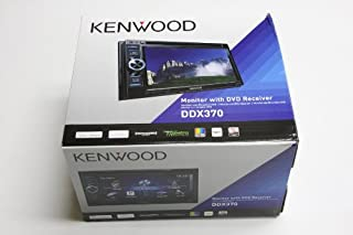 Kenwood DDX370 Double Din monitor with DVD receiver ... on kenwood stereo wiring diagram, kenwood ddx371 wiring harness diagram, 2002 silverado stereo wiring diagram,