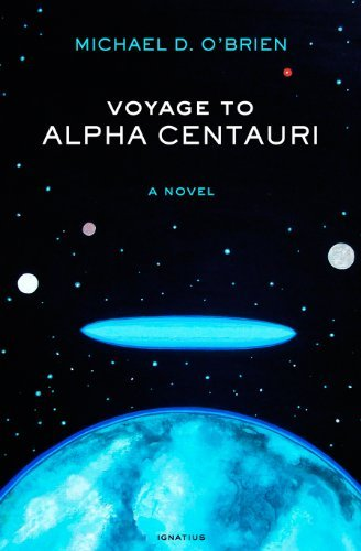 By Michael D. O'Brien - Voyage of Alpha Centauri (11/20/13)