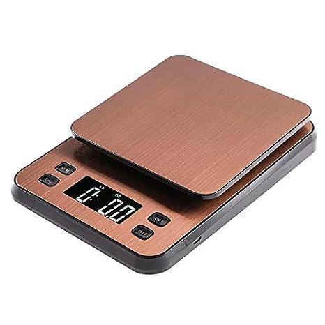 SZJJI Bascula Cocina Digital, Peso Cocina Digital, 10kg ...