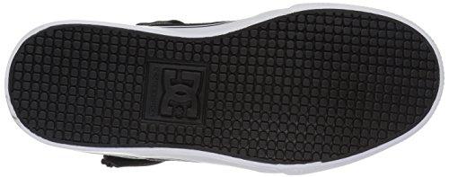 DC - - Jungen Spartan Hohe Ev Schuh, EUR: 32.5, Black/Turquoise/Whit