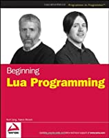 Beginning Lua Programming Front Cover