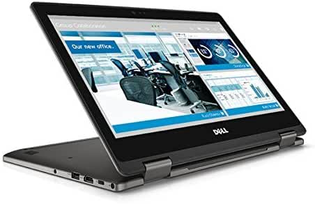 Dell Latitude 3379 2 in1 Laptop, Intel i3-6006U, 2 GHz, 128 GB SSD, Intel HD Graphics, Windows 10 Professional, Grey, 13.3