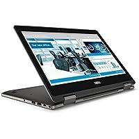 Dell Latitude 3379 2 in1 Laptop, Intel i3-6006U, 2 GHz, 128 GB SSD, Intel HD Graphics, Windows 10 Professional, Grey, 13.3 FHD