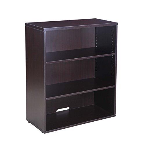 BOSS Open Hutch/Bookcase, - Bookcase Boss