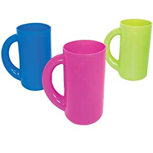 Sassy Soft Touch Rinse Cup, Colors May Vary