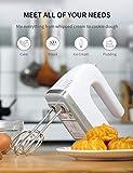 SHARDOR Hand Mixer 350W Power Advantage Electric