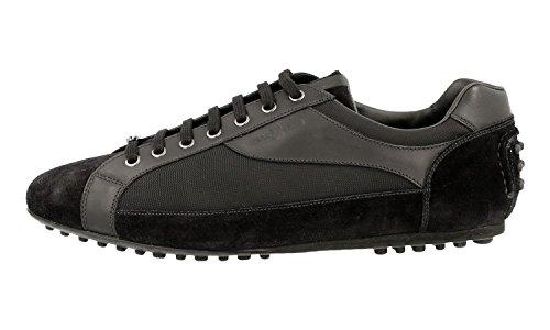... Bil Sko Menns Kue744 Zi6 F0002 Skinn Sneaker ...