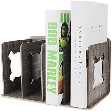 WDX Aktenhalter Bücherständer aus Holz C