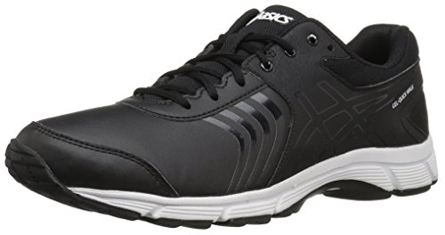 Asics Heren Gel-quickwalk 3 Sl Wandelschoen Zwart / Onyx / Wit