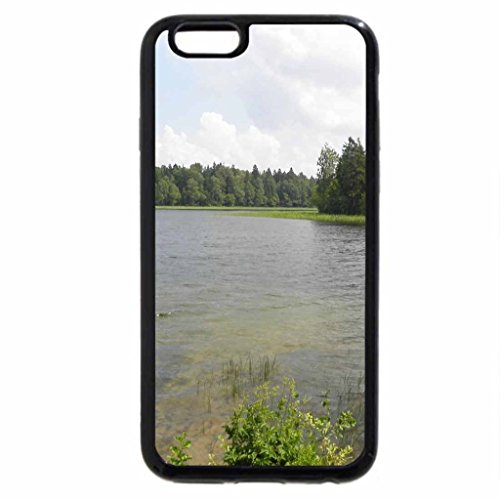 iPhone 6S Plus Case, iPhone 6 Plus Case, Island On The Lake