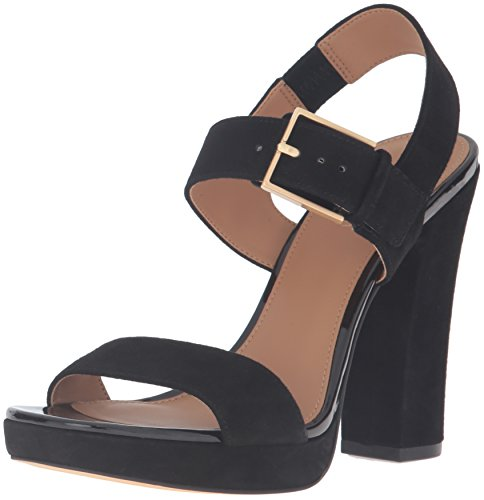 Black Sandal Dress Bette Klein Platform Calvin Women's xwUv0qnY