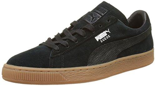 Citi Noir Black Noir 03 Taille Sneakers Suede Classic Puma Adulte Unique Mixte Basses Puma xwBp4va