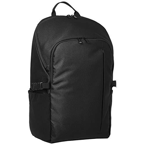Amazon Basics Campus Backpack for Laptops up to 38 cm – Black