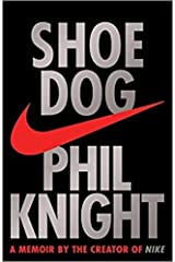 M Shoe Dog Phil Knight Memoir By Paperback