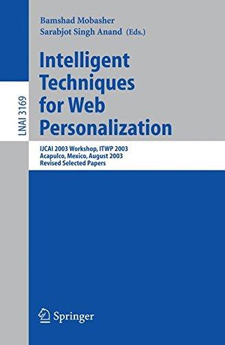 Intelligent Techniques Web Personalization Workshop Pdf F07c2004b