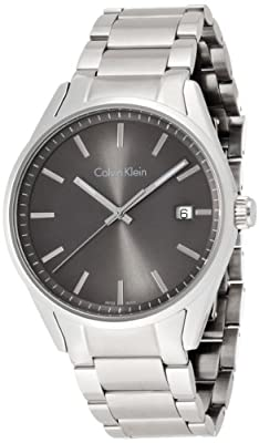 Calvin Klein Swiss Analog Black Dial Men's Watch K4M21143