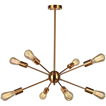 Amazon.com: Housen Solutions Retro Brass Sputnik