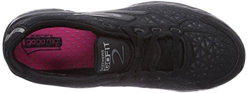 Skechers Go Fit 2Presto, Women's Running Shoes Black (Bbk)
