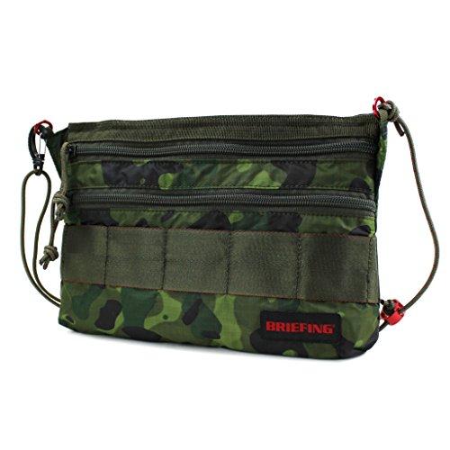 - BRIEFING RIPSTOP NYLON Shoulder bag BRM182201 Tropic camouflage
