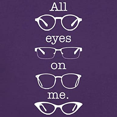 All Eyes On Me 9 Colours 1-13 Years Kids Hoodie