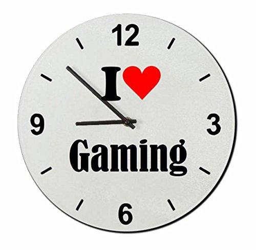 Gaming Clock - 8