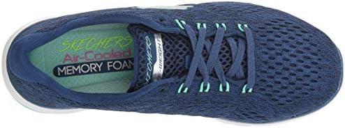 Skechers Flex Appeal 3.0-Satellites, Zapatillas Mujer: Amazon.es: Zapatos y complementos