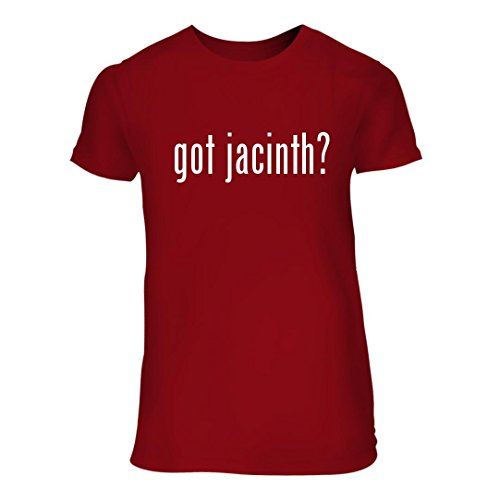 Coudray Jacinthe Rose (got jacinth? - A Nice Junior Cut Women's Short Sleeve T-Shirt, Red, Large)
