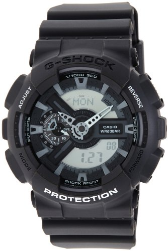 Casio GA110C 1A Shock Analog Digital