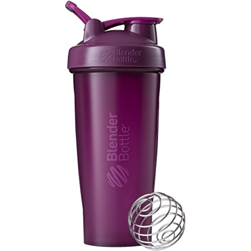 Blender Bottle Classic 28 oz. Shaker with Loop Top - Plum