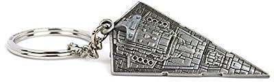 Diageng Star Wars Star Destroyer Replica Keychain