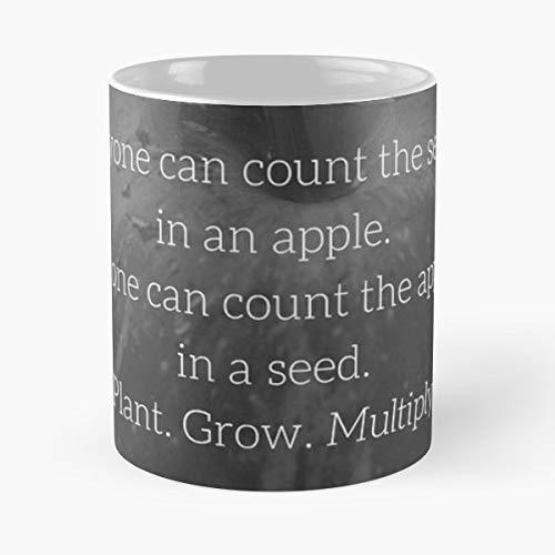 Seed Saving Gardening Garden Grow Food - Coffee Mug Tea Cup Gift 11oz Mugs The Best Gift Holidays.