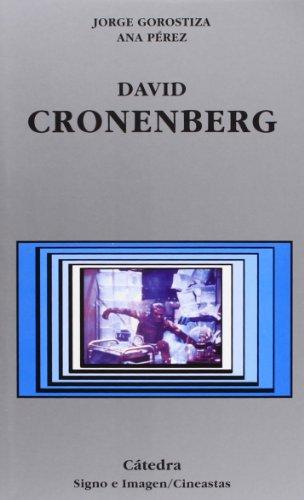 Descargar Libro David Cronenberg Jorge Gorostiza
