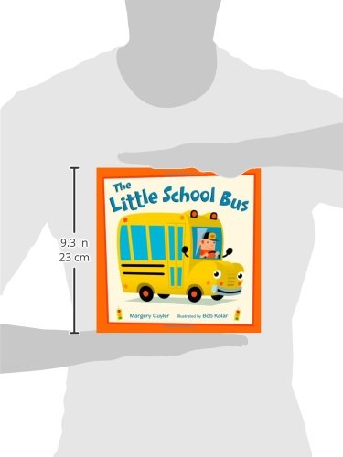 The Little School Bus (Little Vehicles) by Henry Holt and Co. (BYR) (Image #2)