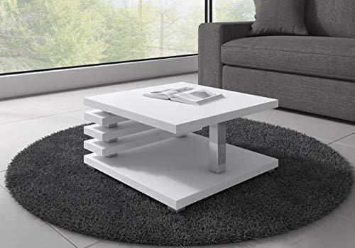 Tavolino X Salotto.Tavolino Da Caffe Tavolino Da Salotto Tavolo Oslo 60 X 60 Cm Opaco