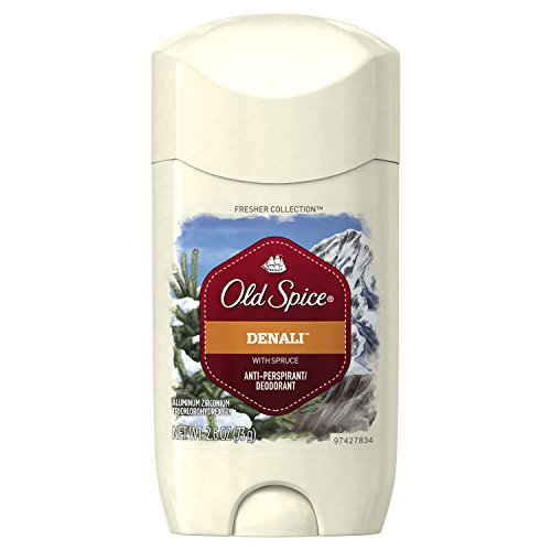 Old Spice Fresher Collection Invisible Solid Men's Anti-Perspirant and Deodorant, Delali Scent - 2.6 - Spice Old Car